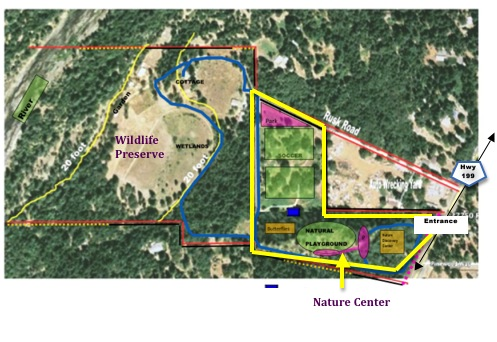 Nature Valley Center Summer Internships